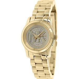 NEW Authentic Michael Kors Petite Runway Watch