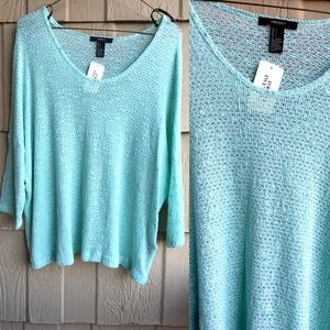 Forever 21 Tops - Mint green top