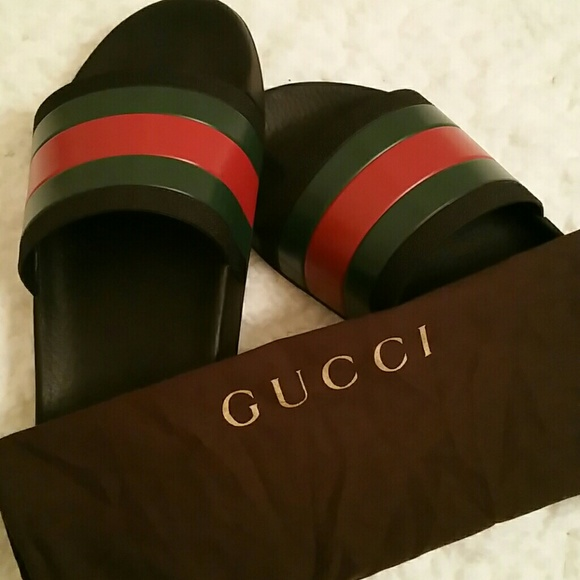 836b9c993e3 Gucci Other - Gucci Flip Flop (Mens)