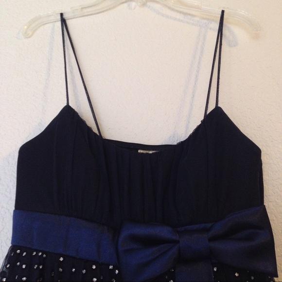 Macys Navy Blue Dresses