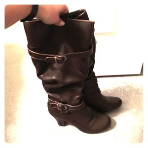 Hush puppy boots