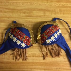 Other - Indian inspired rave bra