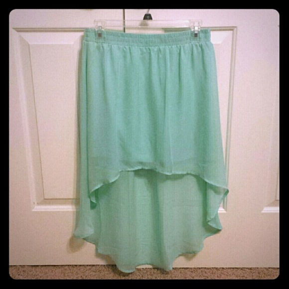 33 forever 21 dresses skirts mint colored high