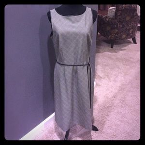 Ann Taylor dress. Great for winter layering!
