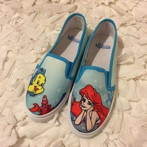 Little Mermaid Flat shoes.