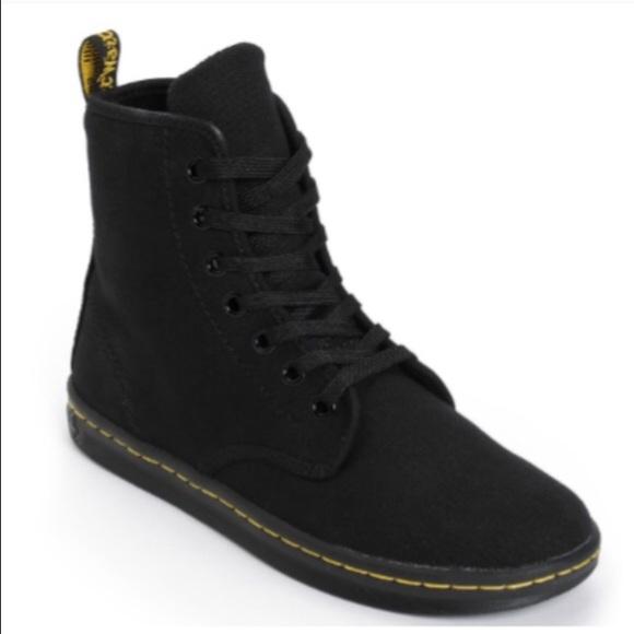 Dr. Martens Shoes | Sold Canvas Doc