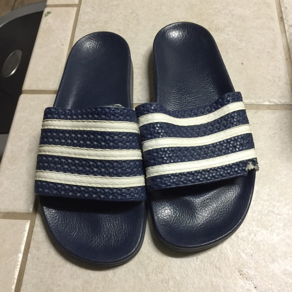 de41de6bf8ddc Adidas Shoes - Vintage Adidas sandals