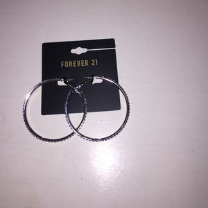 Forever 21 diamond earrings on poshmark for Forever 21 jewelry earrings