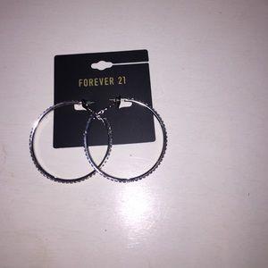Forever 21 diamond earrings on poshmark for Forever 21 jewelry earrings