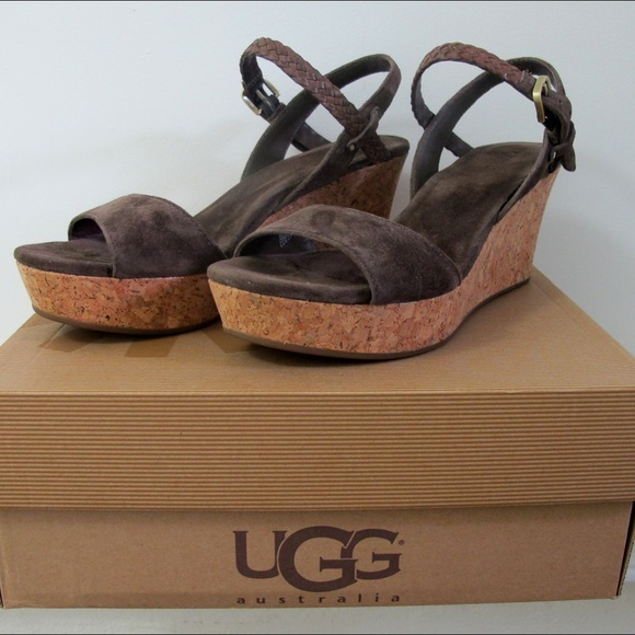 38 ugg shoes new ugg australia d alessio chocolate