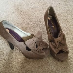 Madden Girl Shoes - Madden Girl Tan Shoes