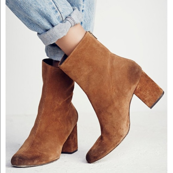 Cecile Velvet Boot Free People