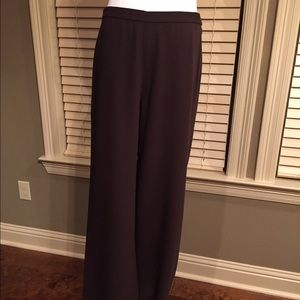 NWT chocolate brown pants