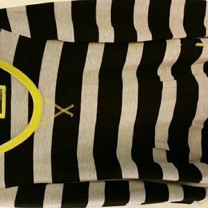 Striped Hoodie thermal