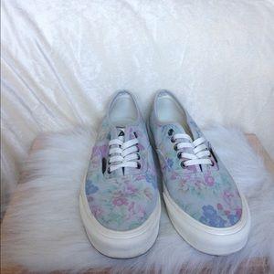 Vans Shoes - Vans Suede Sneakers