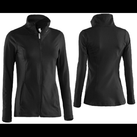 Under Armour Women s Perfect Jacket UA. M 5697f6fc99086aeded004f0e. Other  Jackets ... 48cd895f4