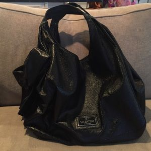 Authentic Valentino bow bag