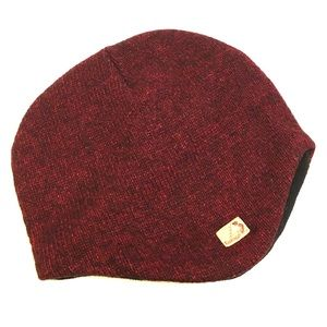 EcoRAGGS Jacob Ash/Schuessler Maroon Black Hat Ear