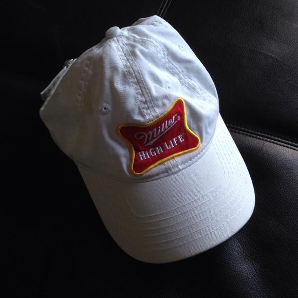 Beer Accessories - Miller Beer Hat 57a5dd96e13c