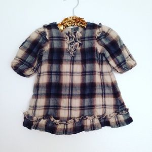 Marie chantal Other - New Marie Chantal Plaid Baby Girl Dress 6mths