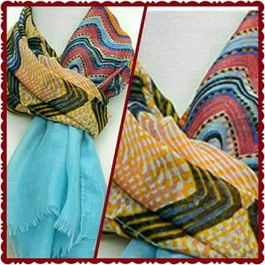 Accessories - ACCENT YOUR LIFE SCARF