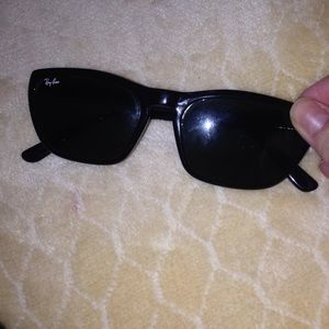 Ray-Ban Accessories - Authentic rectangular sunglasses