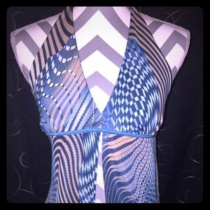 Rave Tops - Sexy mid drift top