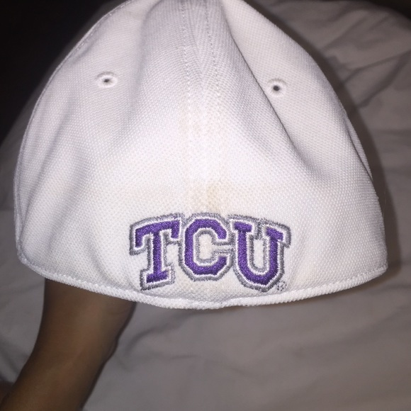 tcu baseball rally caps hat stack under armour accessories authentic cap