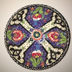 Beautiful hand painted bowl