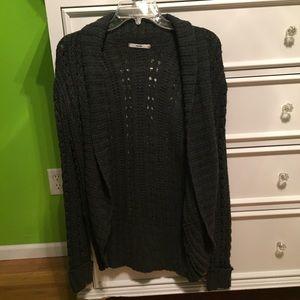 Grey cardigan/sweater