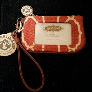 Spartina 449 Handbags - Spartina wristlet