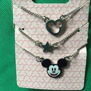 Disneyland Accessories - Disney layered chain necklace!!