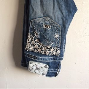 Miss Me Denim - Daisy miss me skinny jeans