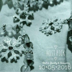 Jewelry - Snowflake Bracelets