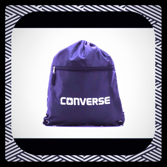 9bb9cf5d3d Converse clinch drawstring bag