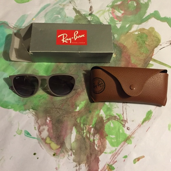 Ray-Ban Accessories   Bnib Ray Ban Erika Rb4171   Poshmark 3fe6a938b597