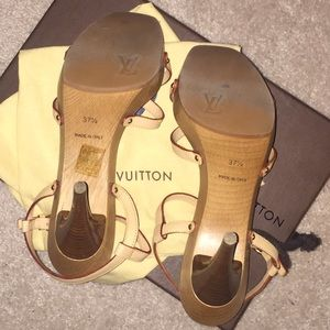 f29b5afaf2d Louis Vuitton Sandals Poshmark