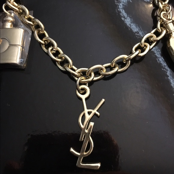 cba33d18543 YSL authentic charm bracelet. Limited edition. M_5698fdab56b2d63d20000a2f