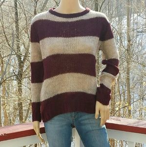 SALE! NWT ZARA Wool/Mohair Blend Boyfriend Sweater