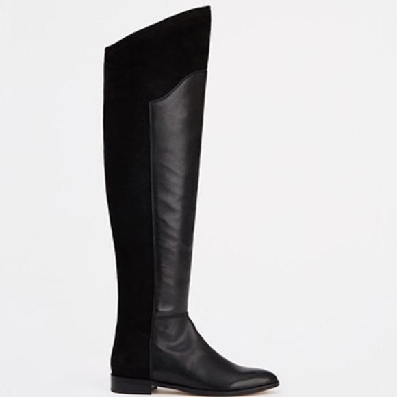 423d6f84aad Ann Taylor over the knee thigh high Leila boots