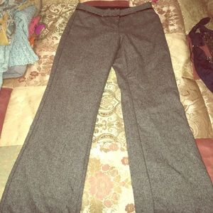 Express editor wide leg trousers size 0