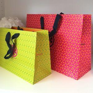 Tory Burch Shopping Bag ~ Orange