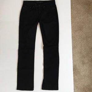Joe's Jeans Denim - LIKE NEW black Joe's Jeans straight leg. Sz. 29