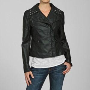 Via Spiga studded leather jacket
