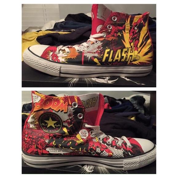 converse flash