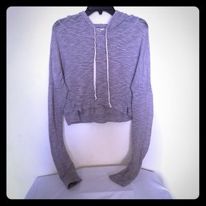 Hooded Lightweight Sweater