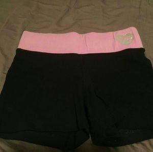 Express tight shorts