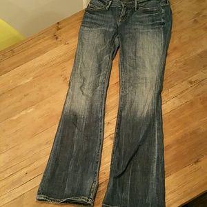 Citizens of Humanity size 26 bootcut jeans