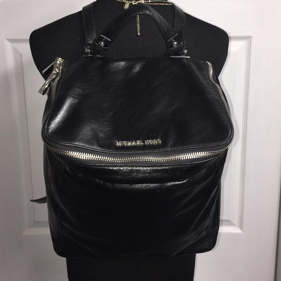58% off Michael Kors Handbags - Michael Kors Lisbeth leather ...