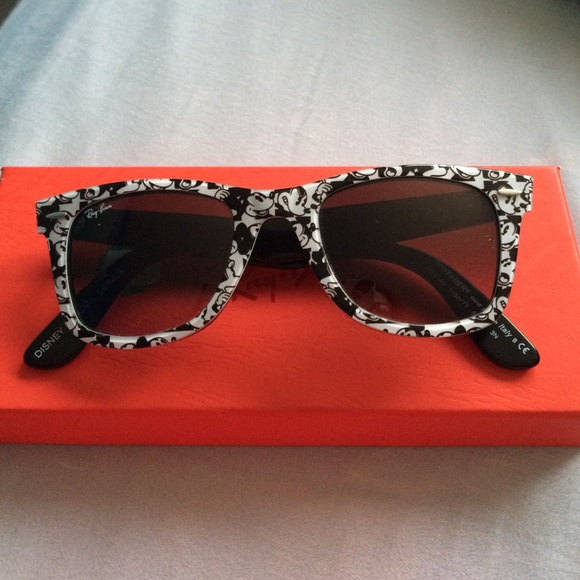 47ed424431 Mickey Mouse Ray-Ban Wayfarers. M 569a5049522b45762a000aca. Other  Accessories ...